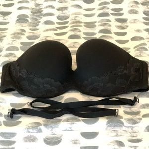 Body by Victoria Strapless Bra